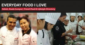 Everyday Food I Love - Malaysia's Celebrity Chef Rosalind Chan