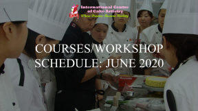 Courses/Workshop Schedule: June 2020