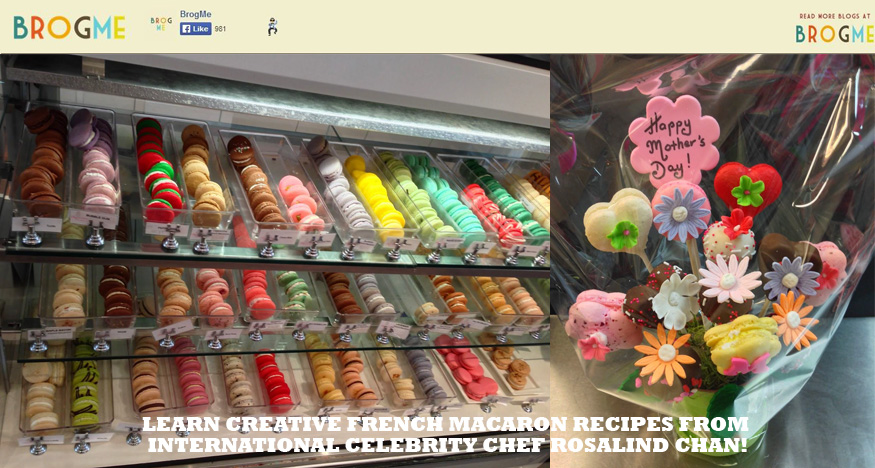 BrogMe-Learn Creative French Macaron Recipes