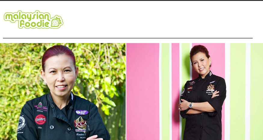 Malaysia Very Own International Celebrity Chef Rosalind Chan