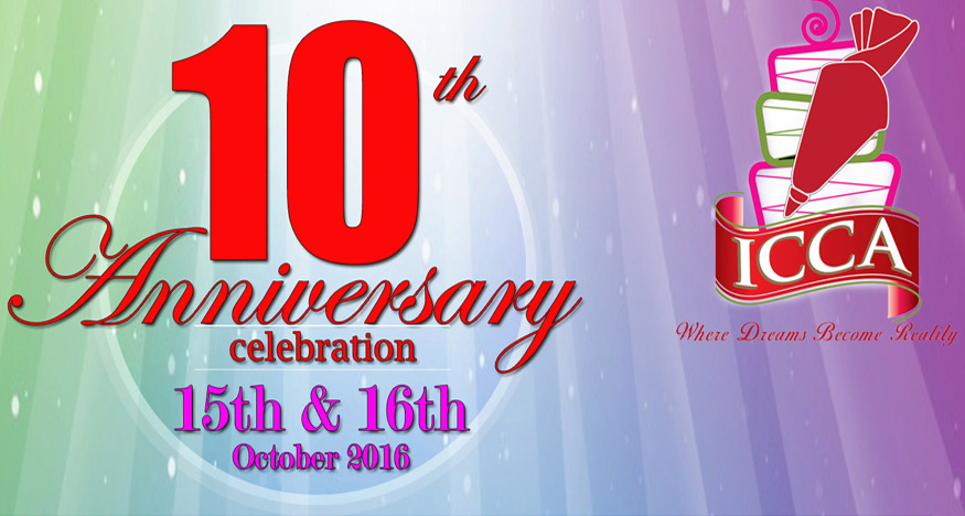10th anniversary celebratio